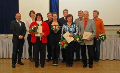 Foto zur Meldung: Stadt Görlitz würdigt ehrenamtliches Engagement