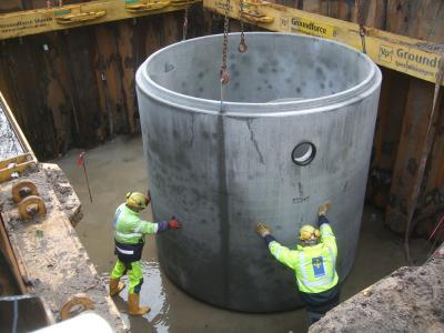 Foto zu Meldung: Ausbau Belauer Straße