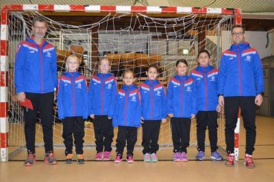 Foto zu Meldung: Trainingsanzüge für die Leichtathletik-Kids