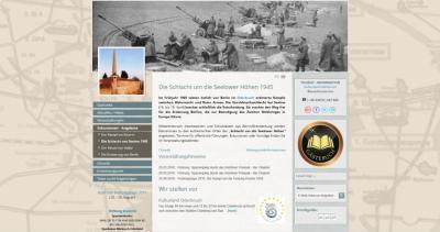 Foto zur Meldung: Neue Webseite erfolgreich an den Start gebracht
