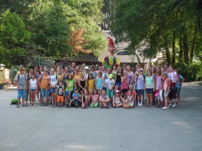 Foto zur Meldung: Ferienprogramm der Gemeinde Ahorntal