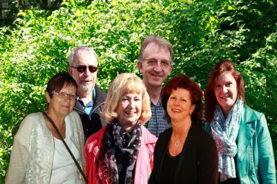 Foto zur Meldung: Neue Vorstandsmitglieder der BGR