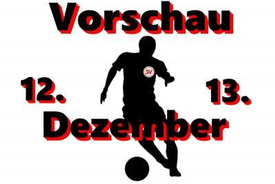 Foto zu Meldung: Vorschau 12.-13. Dezember 2015