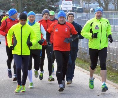 """Foto zur Meldung: """"VIACTIV"""" - Neujahrslauf eröffnet die Laufsaison"""