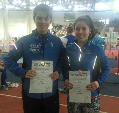 Foto zur Meldung: Landesmeisterschaften über 2000  Meter in Neubrandenburg