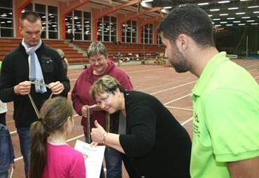"""Foto zur Meldung: Aktion """"Integration durch Spiel, Spaß und Bewegung"""" erfolgreich weitergeführt"""