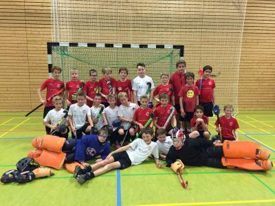 Foto zur Meldung: Knaben B bei BHSV-Landespokal in Potsdam