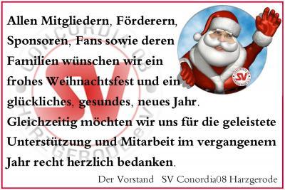 Foto zur Meldung: Weihnachts- u. Neujahrsgrüße