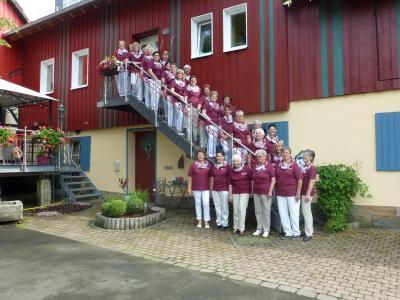 Foto zur Meldung: Rückblick 2015 Frauenchor Schenklengsfeld