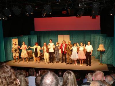 Foto zur Meldung: Tolle Bilanz für Theater Zielitz – rund  1200 Besucher im ersten Monat nach der Eröffnung