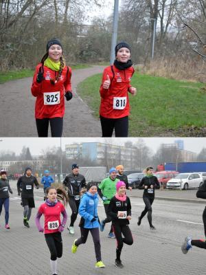 Foto zur Meldung: 37. Rostocker Silvester - Neujahrs Lauf
