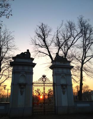 Foto zu Meldung: Montags freier Eintritt im Schlosspark für ALG II-Empfänger