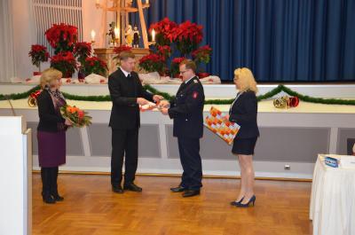 Foto zur Meldung: Ehrenamtliche Aufgabe mit hoher Verantwortung: Wir gratulieren Tobias Pelzer