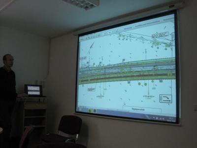Arbeitsberatung zum Anhörungsverfahren Ausbau B87
