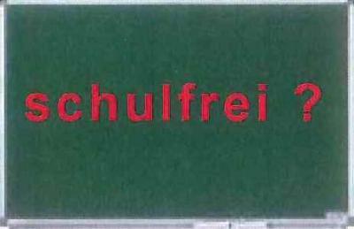 Foto zur Meldung: Schulausfälle / Unterrichtsausfälle in Niedersachsen