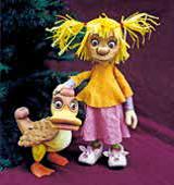Foto zu Meldung: Grafhorster Kinder besuchten das Figurentheater