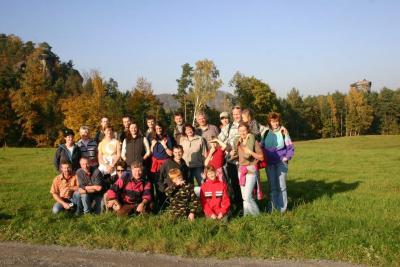 Foto zur Meldung: Herbstfahrt 20 Jahre