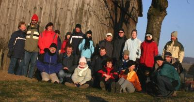 Foto zur Meldung: 9. Silvesterwanderung