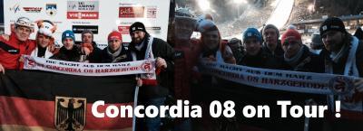 Foto zu Meldung: Concordia08 on Tour !