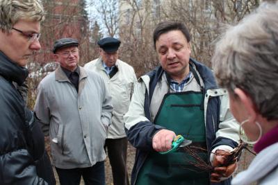 Foto zur Meldung: Kurs zum Schnitt bei Obstgehölzen: Am 16. Januar geht es los