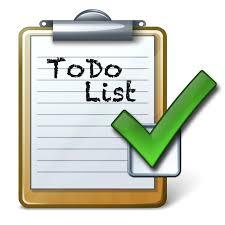 Vorschaubild zur Meldung: To-do-Liste Informationsversammlung