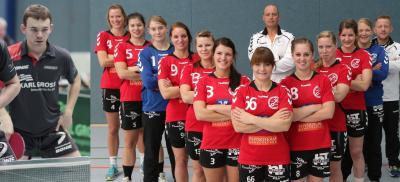 Foto zu Meldung: HSG Damen und Daniel Kleinert zur NWZ-Sportlerwahl nominiert - Bitte unterstützt sie mit Eurer Stimmenabgabe