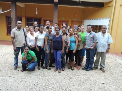 Foto zur Meldung: Felix Wursthorn berichtet über sein Freiwilligenjahr in Nicaragua