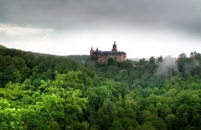 Foto zur Meldung: In die Unterwelt von Schloss Fürstenstein