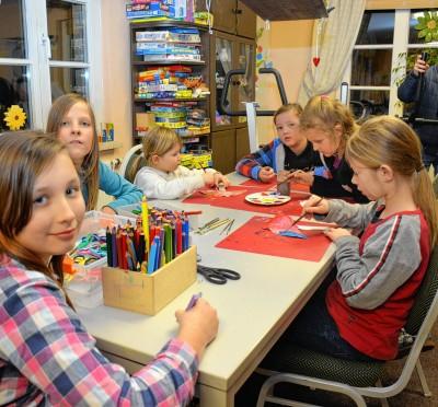 Foto zur Meldung: Groß Laasch - Gut besuchter Jugendclub – nächster Höhepunkt Ferienspiele im Februar