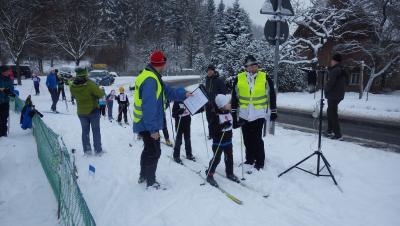 Foto zur Meldung: Kreis- Kinder- und Jugendspiele im Langlauf