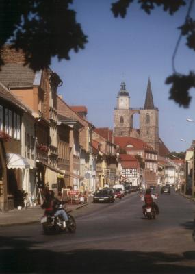 Foto zur Meldung: Auf den Spuren der Reformation: Jüterbog gab den Anstoß