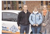"""Foto zur Meldung: Groß Laasch - Tiede & Partner"""" tun etwas fürs Dorf"""