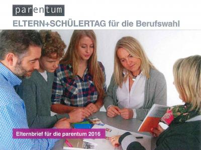 Foto zur Meldung: Eltern / Schülertag für die Berufswahl am 10.03.2016 in Wolfsburg