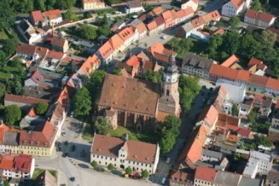 Foto zur Meldung: Auf den Spuren der Reformation: Herzberg (Elster) - Universitätsstadt ?