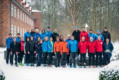 Foto zur Meldung: 4. Aktivwochenende der Laager Laufgruppe