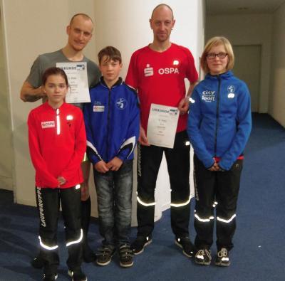 Foto zu Meldung: Landeshallenmeisterschaften U14/U18/ Männer und Frauen