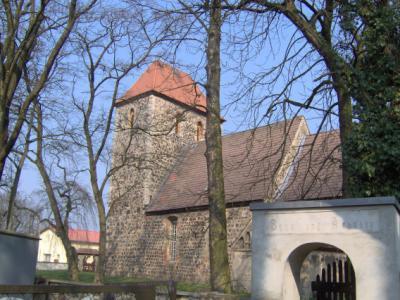 Foto zur Meldung: Rehfelder Kirche soll saniert werden