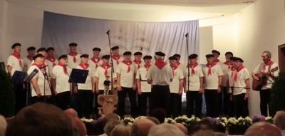 Foto zur Meldung: Spangenberg Konzert