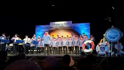 Foto zur Meldung: Shanty Live Stadthalle Bad Hersfeld