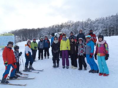 Foto zur Meldung: Wintersporttag 2016