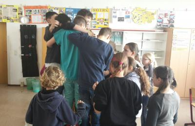 Foto zur Meldung: Antigewalt-Projekttage in Klasse 5
