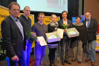 Foto zur Meldung: 9. Ausbildungsbörse in Fürstenwalde