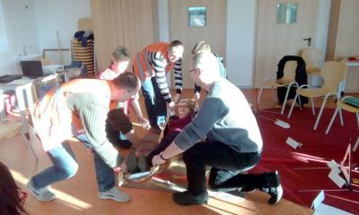 Foto zur Meldung: Fortbildung Erste Hilfe