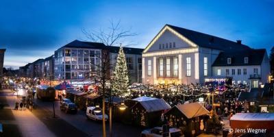 Foto zu Meldung: Händlersuche für den Weihnachtsmarkt, denn nach dem Fest ist vor dem Fest