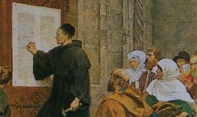 Foto zur Meldung: Auf den Spuren der Reformation im städtischen Alltag