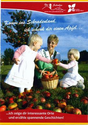 """Foto zu Meldung: """"Komm ins Schradenland ..."""""""
