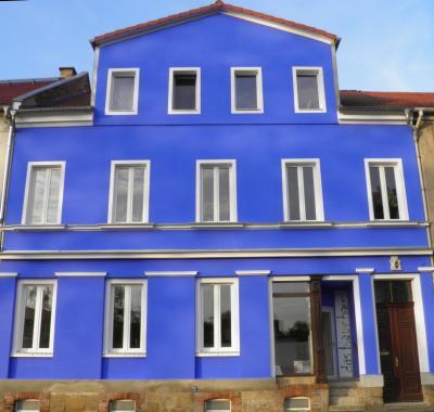 Foto zu Meldung: Galerie blaues haus - Auswahl an Gemälden