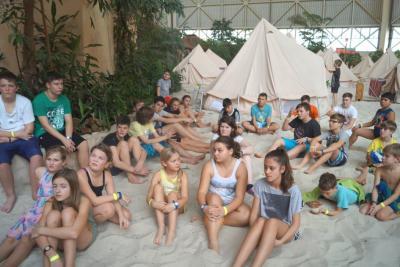Foto zu Meldung: Im Tropical Islands