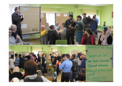 """Foto zu Meldung: Aktionstag """"Rehfelde hilft"""" und Internationales Cafe"""