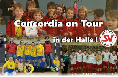 Foto zu Meldung: Jugendmannschaften auf Reisen !